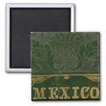 México y Guatemala Imanes De Nevera