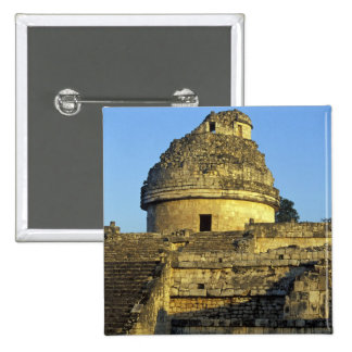 Mexico, Yucatan. Caracol: astronomical Pins