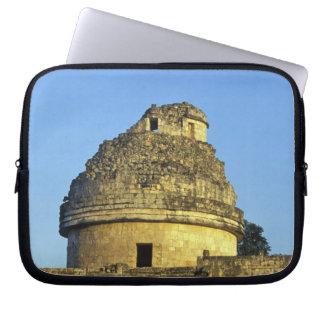Mexico, Yucatan. Caracol: astronomical Computer Sleeve