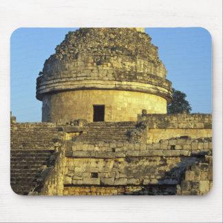 Mexico, Yucatan. Caracol: astronomical Mouse Pad