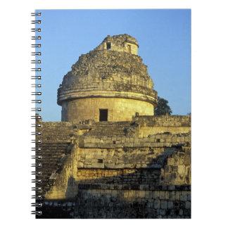 Mexico, Yucatan. Caracol: astronomical Notebook
