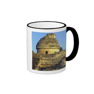 Mexico, Yucatan. Caracol: astronomical Ringer Mug