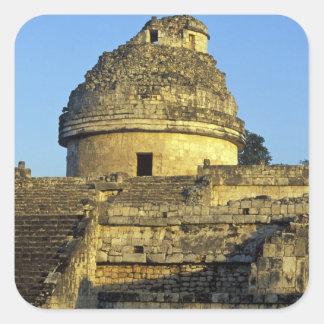 México Yucatán Caracol astronómico Colcomania Cuadrada