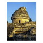 México, Yucatán. Caracol: astronómico Postal