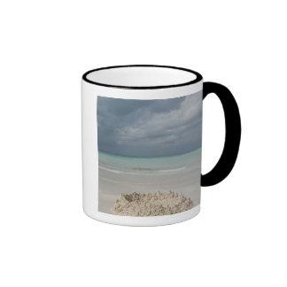 Mexico, Yucatan, Isla Mujeres Island of Ringer Coffee Mug
