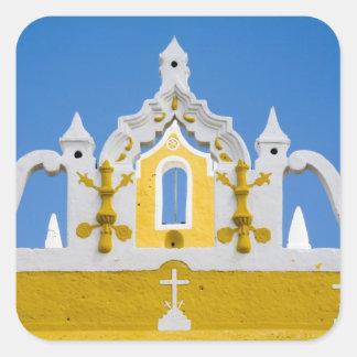 México Yucatán Izamal El convento franciscano 3 Etiqueta