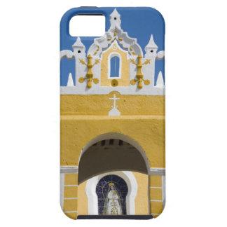 México, Yucatán, Izamal. El convento franciscano iPhone 5 Carcasa