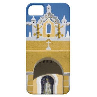 México, Yucatán, Izamal. El convento franciscano iPhone 5 Fundas