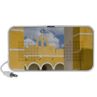 Mexico, Yucatan, Izamal. The Franciscan Convent 2 Mini Speakers