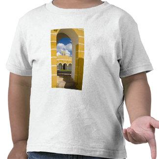 Mexico Yucatan Izamal The Franciscan Convent 2 Tshirt