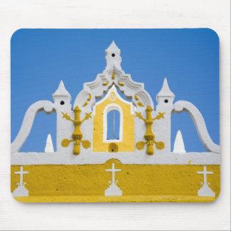 Mexico, Yucatan, Izamal. The Franciscan Convent 3 Mouse Pad