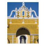 Mexico, Yucatan, Izamal. The Franciscan Convent Post Cards