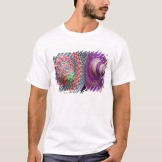 Mexico, Yucatan, Merida, traditional woven T-Shirt