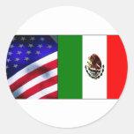 Mexicoamerican 1 stickers