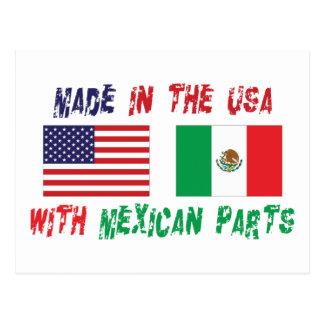 Mexicoamericanos americano postales