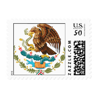 Mexicoful Postage Stamps