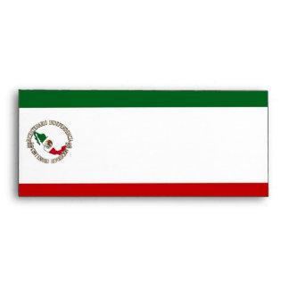 Mexico's Bicentennial & Centennial Celebration Envelopes