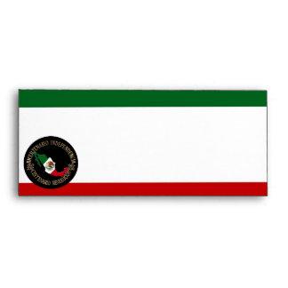 Mexico's Bicentennial & Centennial Celebration Envelope