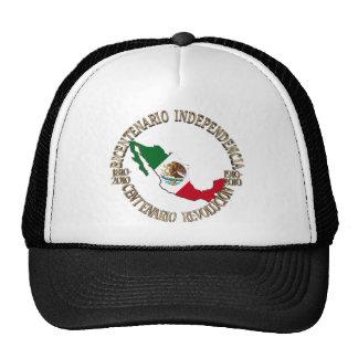 Mexico's Bicentennial & Centennial Celebration Trucker Hat