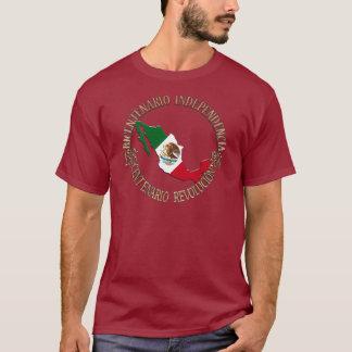 Mexico's Bicentennial & Centennial Celebration T-Shirt