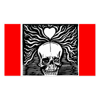 """Mexico's """"Day of the Dead"""" circa 1924 Double-Sided Standard Business Cards (Pack Of 100)"""