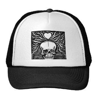 "Mexico's ""Day of the Dead"" circa 1924 Trucker Hat"