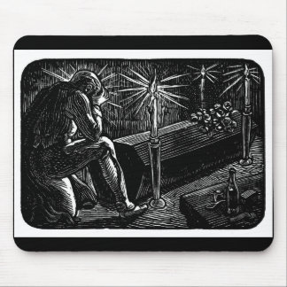 """Mexico's """"Day of the Dead"""" circa 1939 Mouse Pad"""