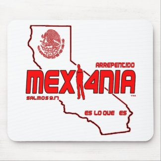 MEXIFORNIA MOUSE PAD