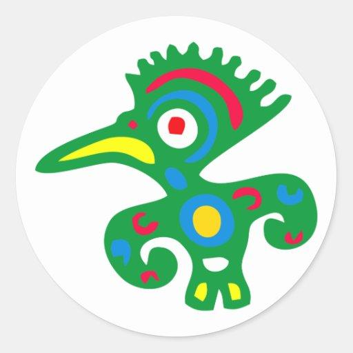 Mexiko Mexico Vogel bird Aufkleber