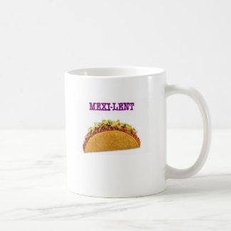 mexilent coffee mug