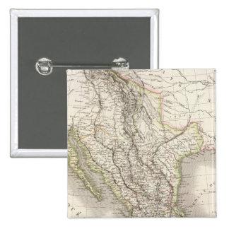 Mexique - Mexico Button