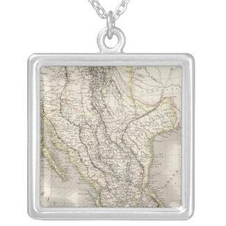 Mexique - Mexico Silver Plated Necklace