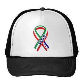 MexiRibbon-Vote Trucker Hat