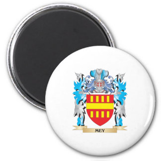 Mey Coat of Arms - Family Crest Fridge Magnet