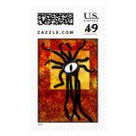 Meye Guy Postage Stamps