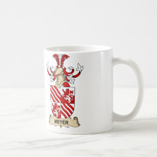 Meyer Family Crest Coffee Mug