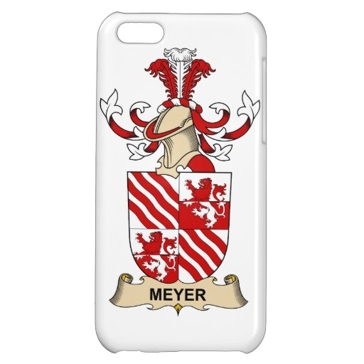 Meyer Family Crest Cover For iPhone 5C