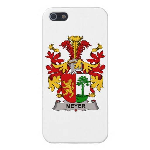 Meyer Family Crest Case For iPhone 5