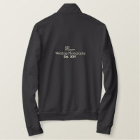 Meyer Wedding Photography Jacket