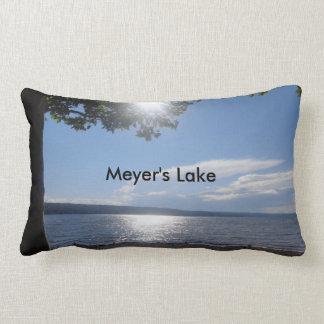 Meyer's Lake Lumbar Pillow