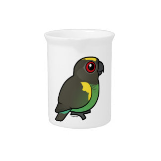 Meyer's Parrot Drink Pitcher