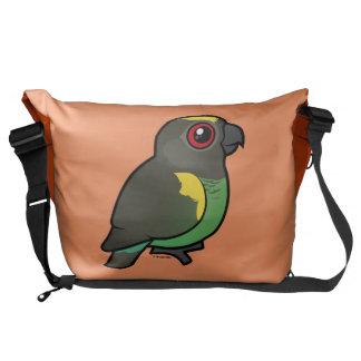Meyer's Parrot Messenger Bags