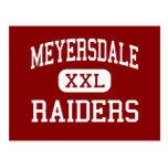 Meyersdale - Raiders - Area - Meyersdale Postcard