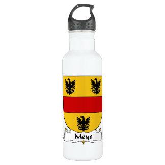 Meys Family Crest 24oz Water Bottle