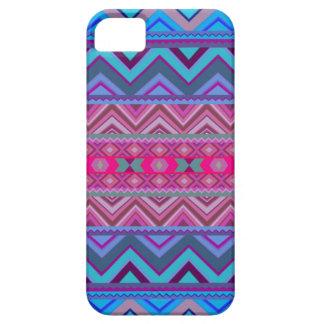 Mezcla #128 - Diseño azteca iPhone 5 Carcasas