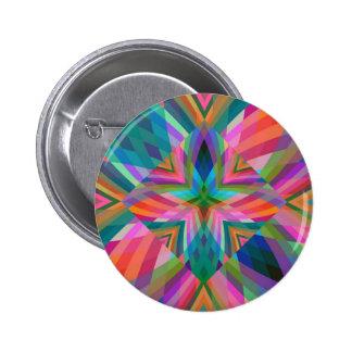 Mezcla #134 - Botón Pin Redondo De 2 Pulgadas