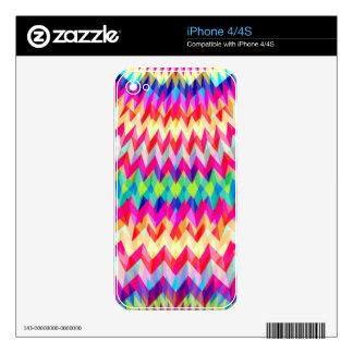 Mezcla #152 - Arco iris Skin Para El iPhone 4S