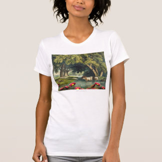 Mezcla 1 camiseta
