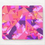 Mezcla #364 - Mousepad rosado Alfombrilla De Ratones