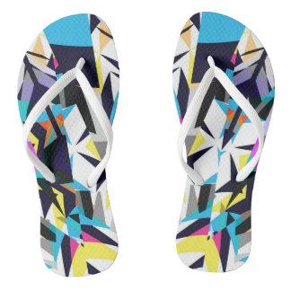 Mezcla #609 - Flips-flopes abstractos